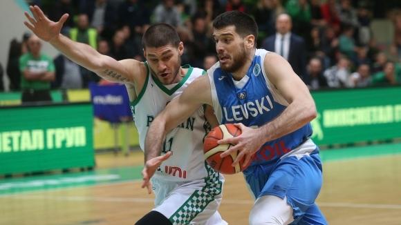 Миливое Мийович игра само 18 минути при успеха на Левски