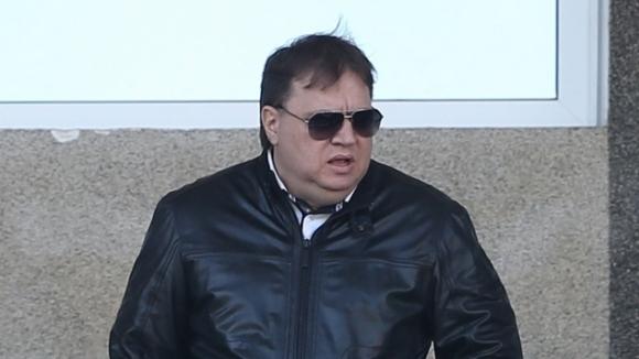 Футболният агент Николай Жейнов отговори задочно на нападките на президента