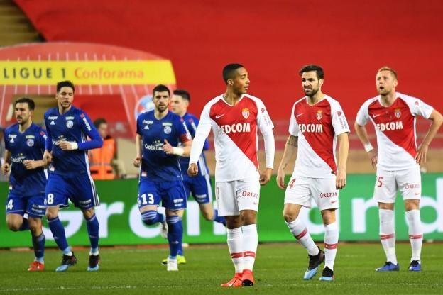 Отборът на Монако продължава с катастрофалното си представяне в Лига