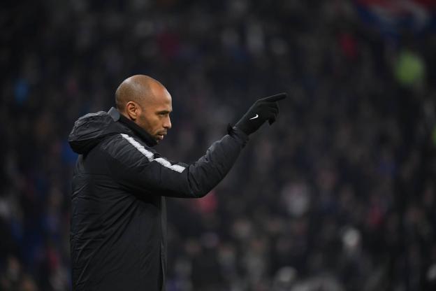 Треньорът на Монако Тиери Анри заговори открито за тенденциозно отношение