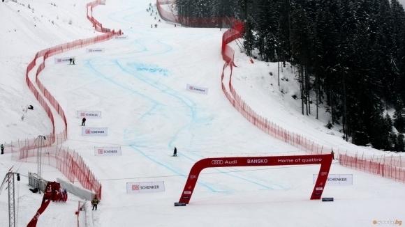 Рекламен клип за Банско и звездите на алпийските ски представят
