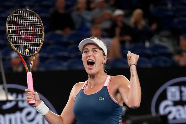 Рускинята Анастасия Павлюченкова достигна до четвъртфиналите на Откритото първенство на