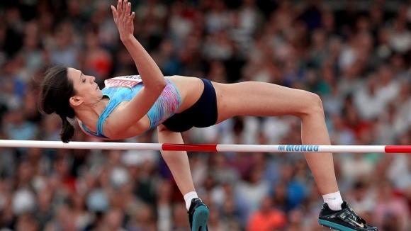 Световната и европейска шампионка Мария Ласицкене (Русия) спечели първото място