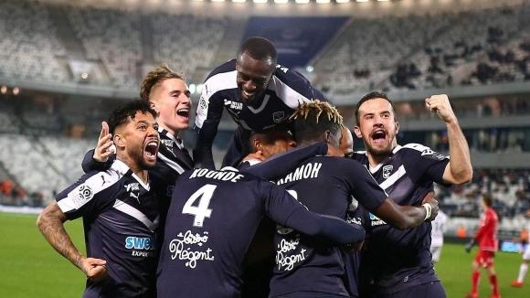Бордо постигна втора поредна победа в Лига 1 и вече