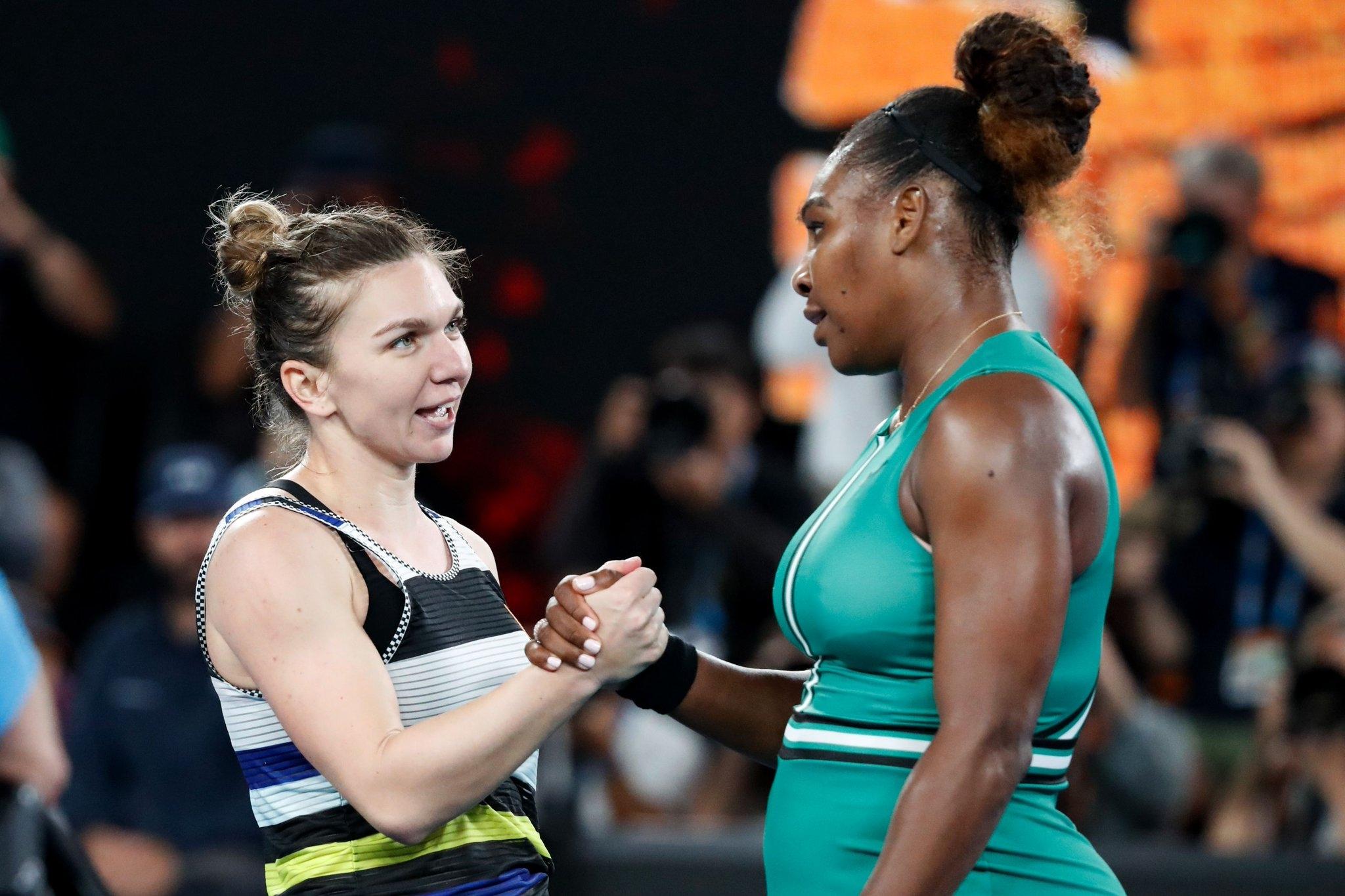 Румънската тенисистка Симона Халеп ще извлече единствено позитиви от поражението
