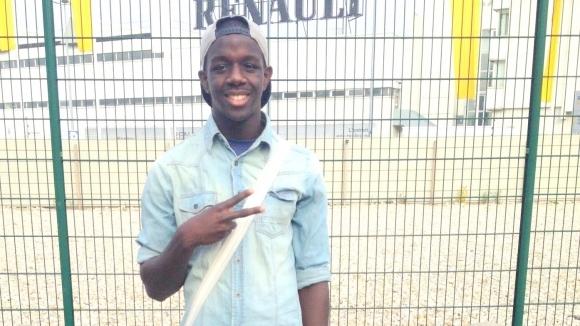 Сенегалският нападател от Льо Ман с френски паспорт Давид Гомес