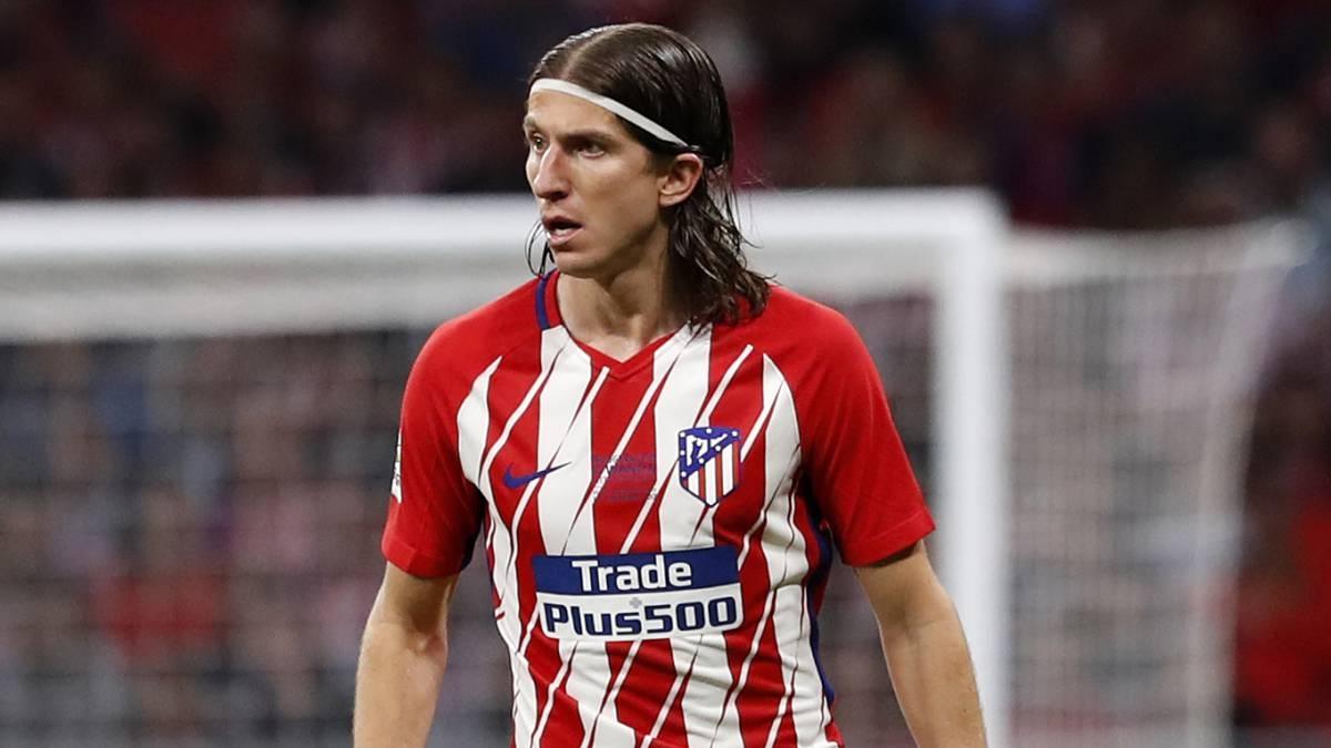 Защитникът на Атлетико Мадрид Филипе Луиш заяви, че има желание