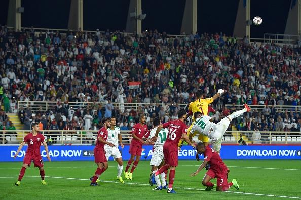 Катар победи с 1:0 Ирак и се класира за четвъртфиналите