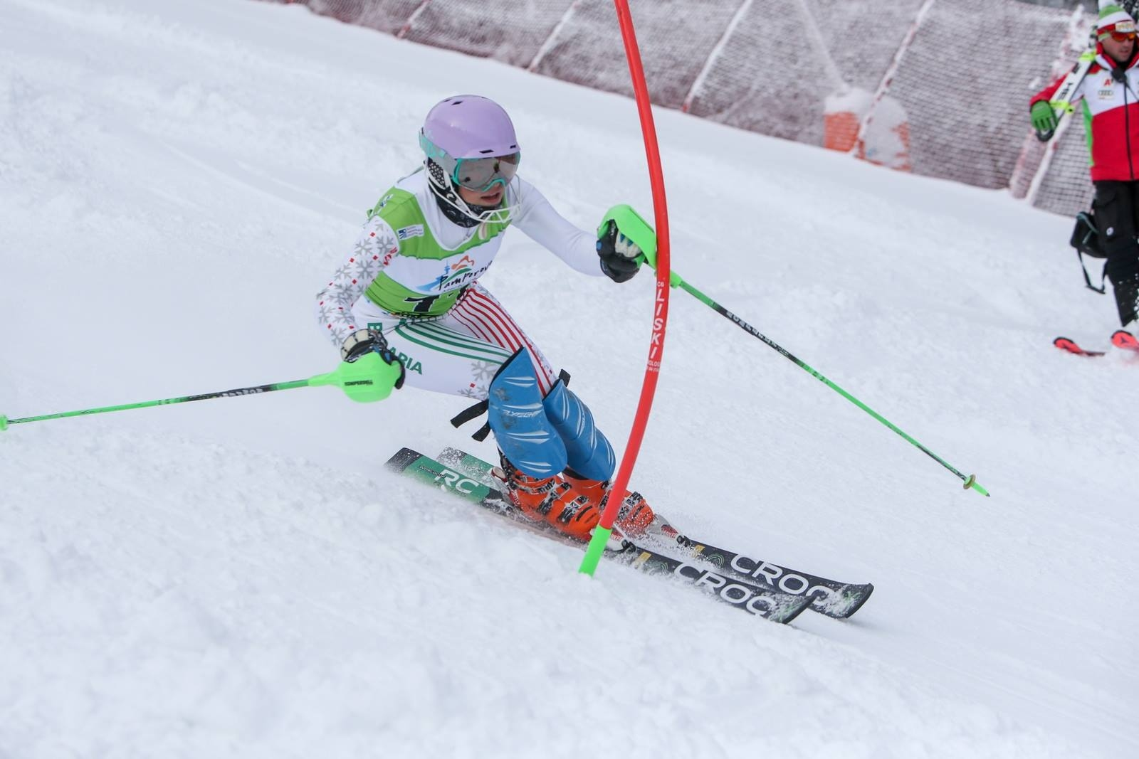 Българката Симона Скробанска постигна втора победа в състезанията по ски-алпийски