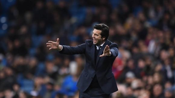 Наставникът на Реал Мадрид Сантиаго Солари за пореден път коментира