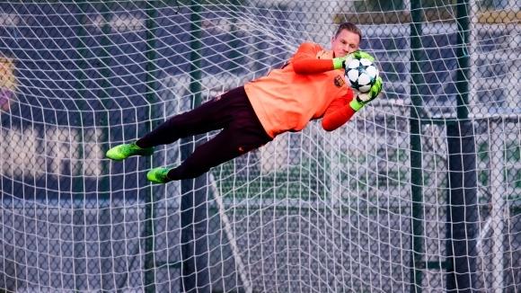 Вратарят на Барселона Марк-Андре тер Стеген се надява да спечели