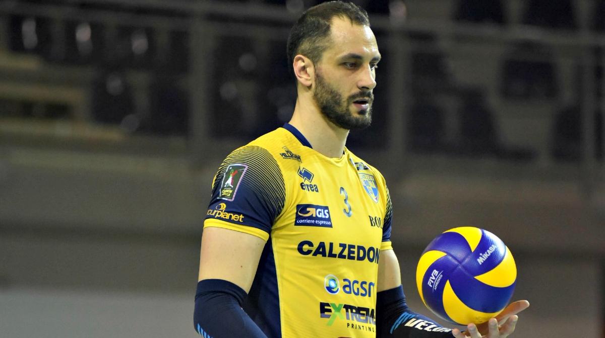"""Българският волейболист Матей Казийски днес се завръща в """"Пала Тренто"""""""