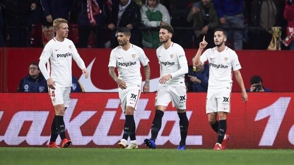 Тази вечер Севиля и Барселона се изправят един срещу друг