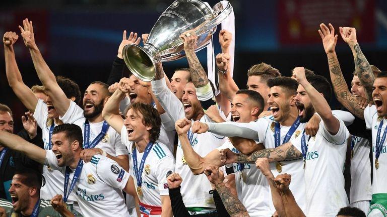 Реал Мадрид изпревари Манчестър Юнайтед в класацията за най-богат футболен