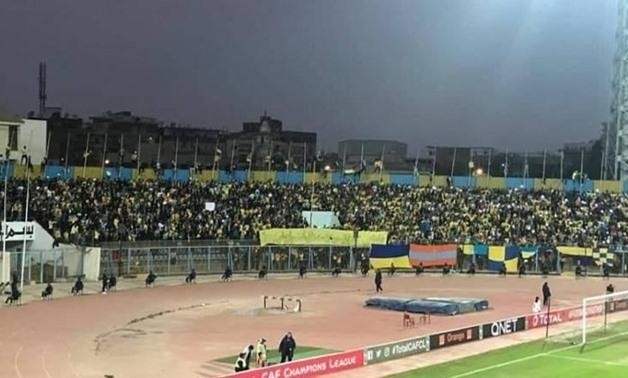 Египетският футболен клуб Исмаили бе дисквалифициран от участие в африканската