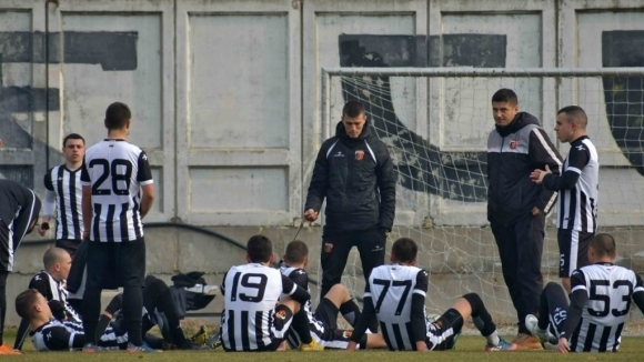 Победа с 3:1 записа отборът на Локомотив (Пловдив) U19 над