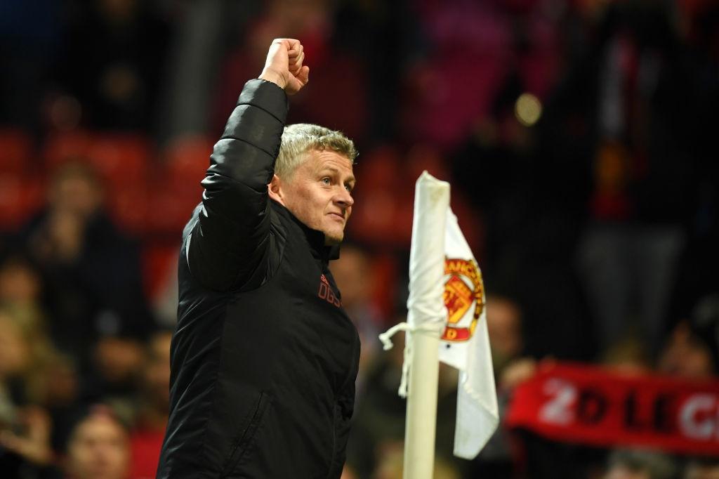 Временният мениджър на Манчестър Юнайтед Оле Гунар Солскяер намекна за