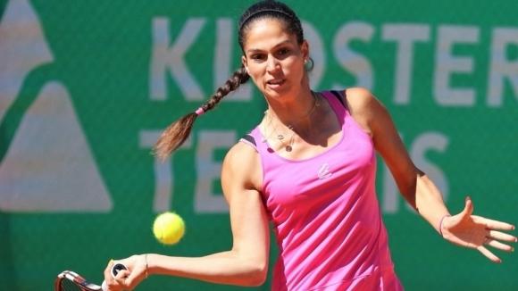 Българката Изабелла Шиникова се класира за четвъртфиналите на турнира по