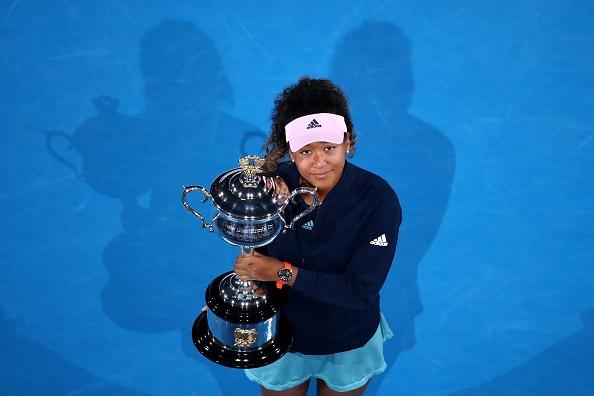 Всички шампионки при жените от Откритото първенство на Австралия по