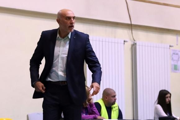 Старши треньорът на Берое Любомир Минчев посочи слабата защита като