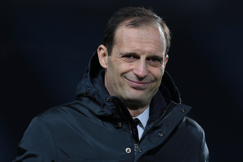 Треньорът на Ювентус Масимилиано Алегри не драматизира загубата с 0:3