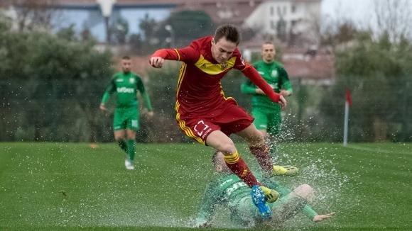 Футболният тим на Хебър (Пазарджик) ще се готви в почти