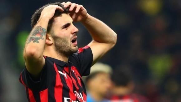 Нападателят на Милан Патрик Кутроне сподели имената на футболистите, от