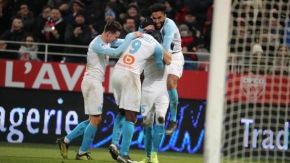 Олимпик Марсилия постигна втора поредна победа за седмицата, след като