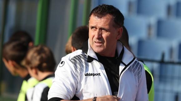 Крилото на Локомотив (Пловдив) Симеон Райков изрази силното си разочарование
