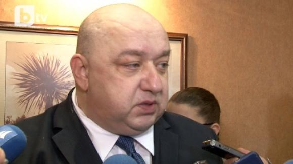 Министър на младежта и спорта Красен Кралев коментира подновяването на