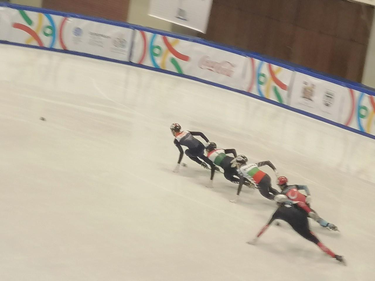 Любомир Калчев се нареди пети в дисциплината 1000 метра в
