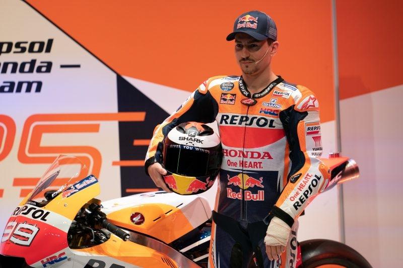 Трикратният MotoGP шампион Хорхе Лоренсо заяви, че има намерение да