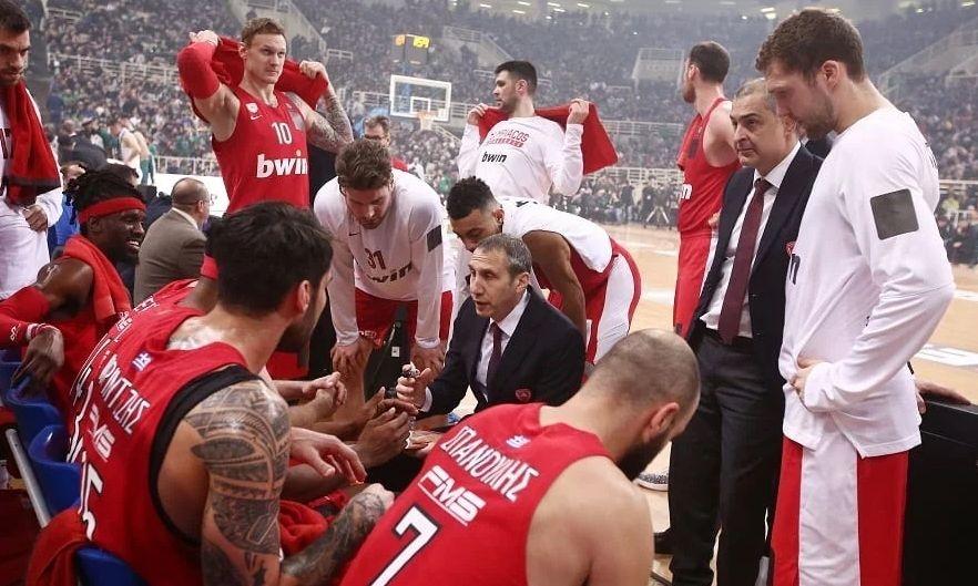 Гръцката федерация по баскетбол наказа Олимпиакос с отнемане на 6