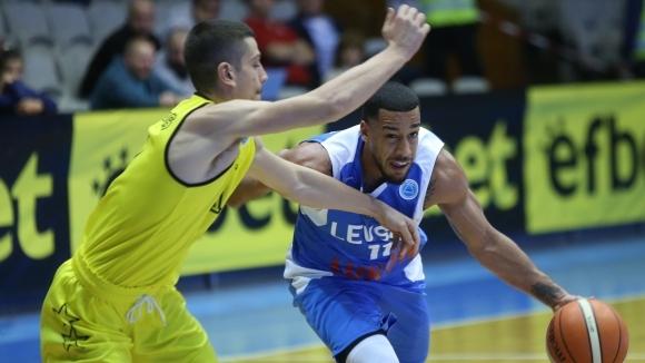 Българският баскетболен шампион Левски Лукойл ще играе приятелски мач с