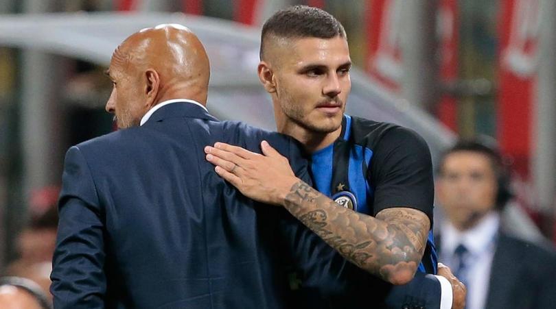 Старши треньорът на Интер (Милано) Лучано Спалети се е заел