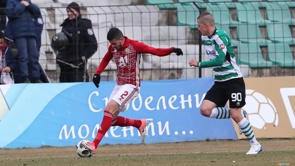 ЦСКА-София проявява интерес към 17-годишния юношески национал на Черно море