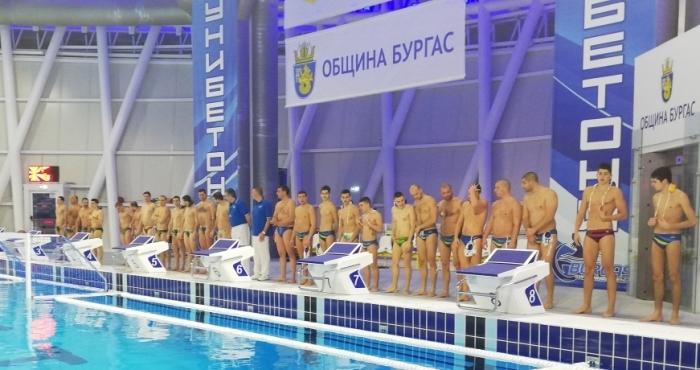Отборите на КПС Варна и Аква Спорт са сигурни участници