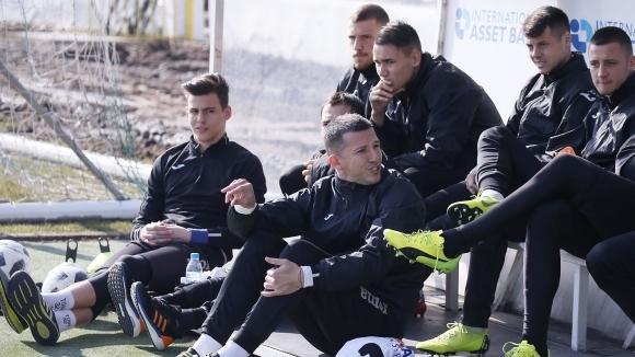 Групата на Славия за домакинския мач от 22-ия кръг в