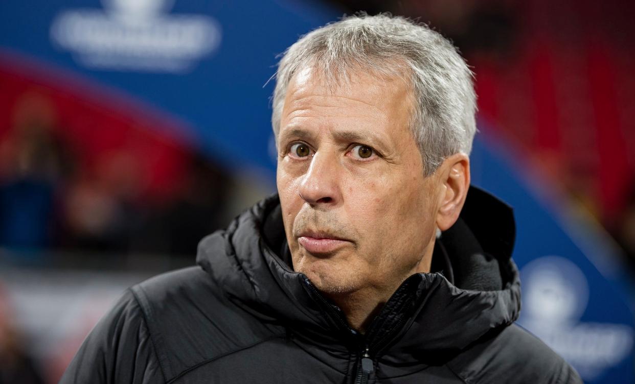 Старши треньорът на Борусия (Дортмунд) Люсиен Фавър не смята, че