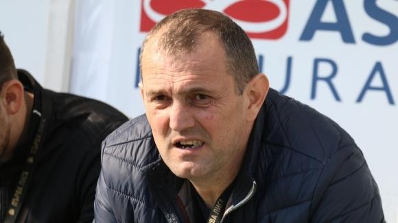 Наставникът на Славия Златомир Загорчич остана доволен след победата с