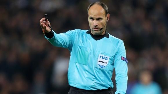 Най-добрият испански футболен рефер Антонио Матеу Лаос взе отношение към