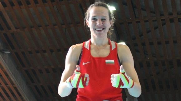 Световната и двукратна европейска шампионка Станимира Петрова спечели финала в