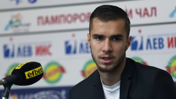 Звездата на Ботев (Пловдив) Антонио Вутов даде своя коментар след