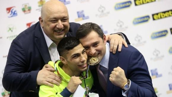 "Носителят на купа ""Странджа"" за 2017 година и петкратен европейски"