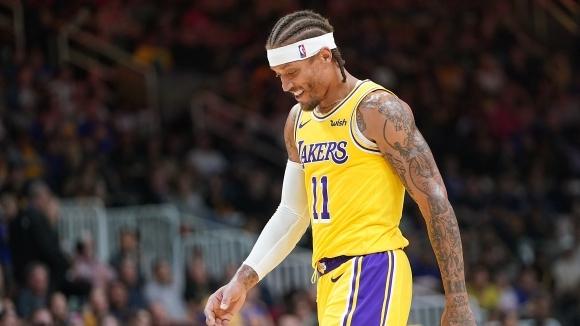 Бившият баскетболист на Лос Анджелис Лейкърс Майкъл Бийзли ще има