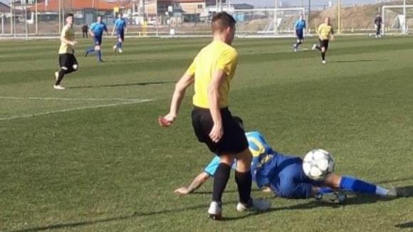 Марица (Пловдив) победи с 6:1 юношите на Ботев до 19
