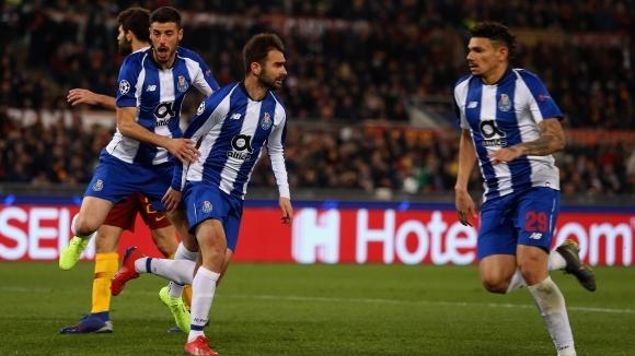 Шампионът на Португалия Порто бе глобен с 50 000 швейцарски