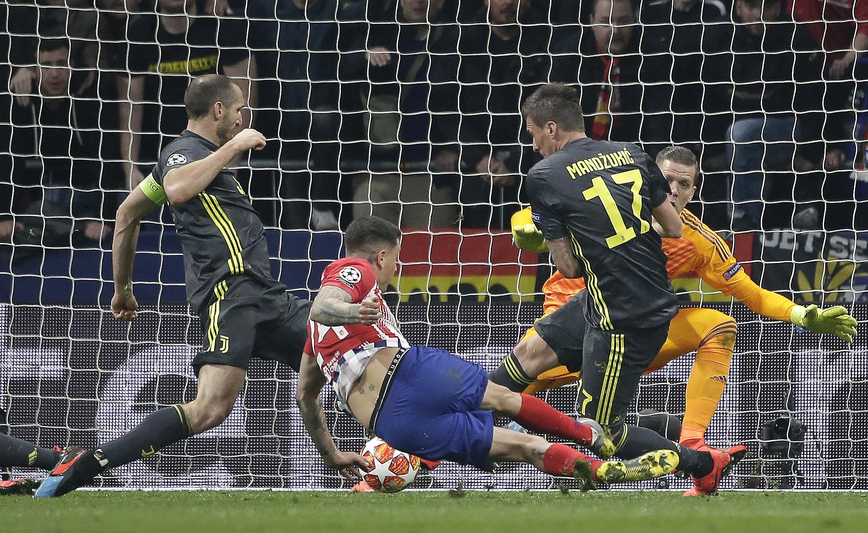 Атлетико Мадрид е първото сериозно препятствие пред амбициите на италианския