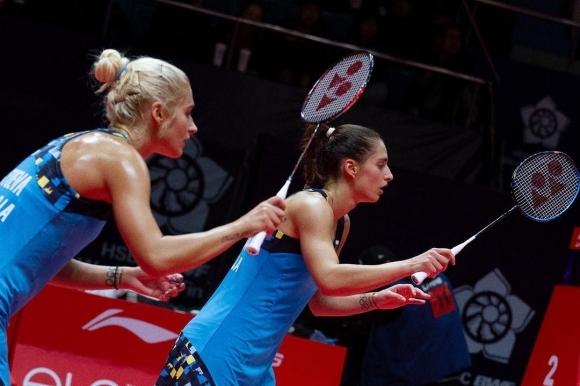 Снимка: Сестри Стоеви с убедителна победа на старта в Барселона
