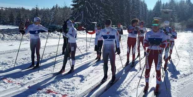 Снимка: Тодор Малчов и Александър Огнянов със 7-мо и 23-то място в квалификацията на 10 км на Световното